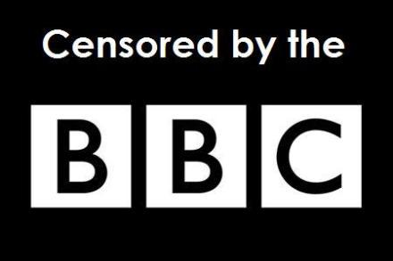 Censorship BBC