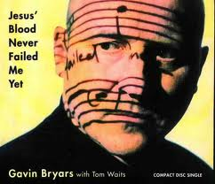 CD cover from the album 'Jesus Blood'