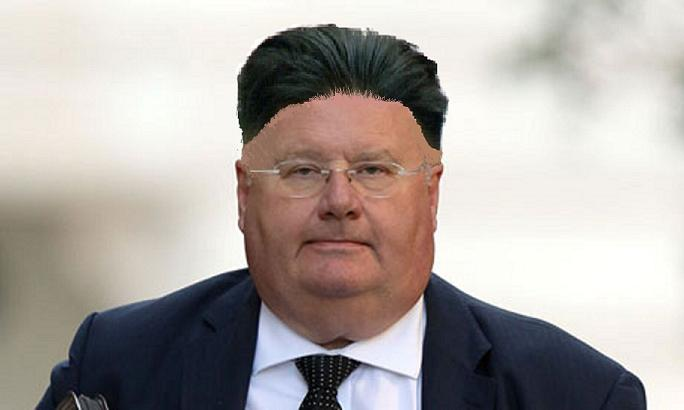 Mindful of Kim Jong Un's haircut edict, Eric makes a play for hair-presumptive | gobbledegooked
